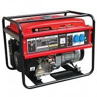 Бензиновый генератор KAMA KGE4600X
