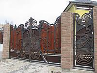 Ворота кованые Джульєта