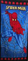 Полотенце детское пляжное Spider Man, 75х150 см
