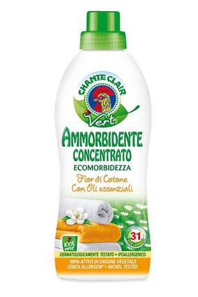 Бальзам-ополаскиватель (органика) VERT с ароматом цветков хлопка 625 мл, Chante Clair 512125, фото 2