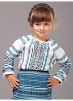 Пошитые детские блузы (Вышиванки) для девочек