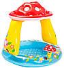 Надувной бассейн с навесом Грибок Intex 57114