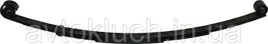 Лист №1 и №2 передней рессоры (Г-53) без ляпух