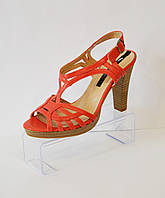 Оранжевые босоножки Ann-mex 3953