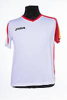 Спортивная футболка мужская белая Joma М