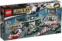 Lego Speed Champions 75883 MERCEDES AMG PETRONAS Команда Формулы 1