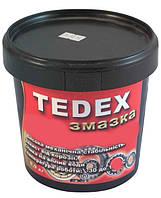 Оцените преимущества новой высокотемпературной смазки TEDEX.