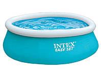 Надувной бассейн Intex 28101 (54402). Семейный Easy Set 183 х 51 см