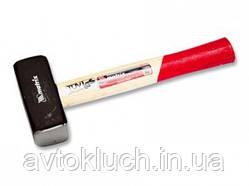 Кувалда кованная с деревянной ручкой, 1000 г (HORSE POWER)