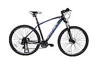 """Велосипед WINNER GLADIATOR 29"""", рама 21"""", черный"""