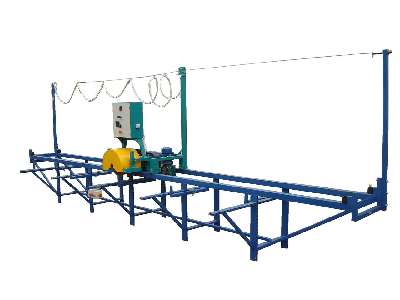 Продольнопильный (прирезной) станок EL-350, продольно-пильный станок, многопил - Z-Group Engineering в Черкассах