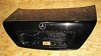 Крышка багажника Mercedes W220 S-Class 2003, рестайлинг, чёрная, A2207500675