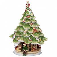 Villeroy & Boch Christmas Toys Memory X-mas tree large with children 30cm   декорація