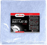 Липкая антистатическая салфетка RADEX DUST FLAT 3D