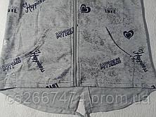 Пайта трикотажная двухнитка для девочки р.134-158 Seagull, фото 3