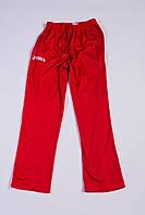 Мужские спортивные штаны трикотажные для бодибилдинга красные Joma XL