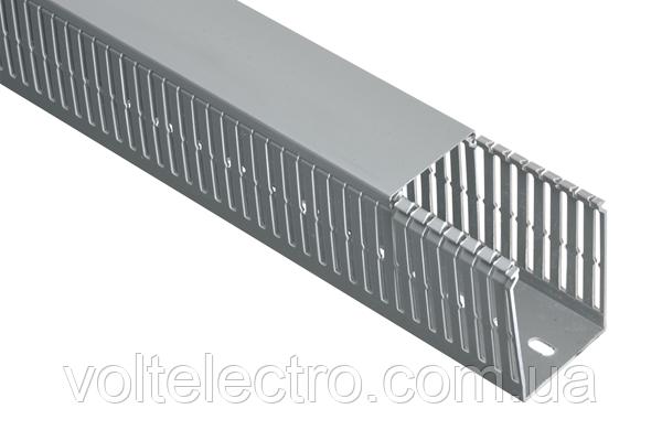 Короб перфорированный 80х80мм ECS8080