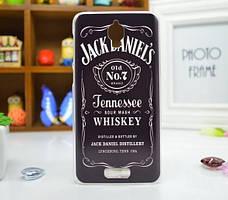 Оригинальный бампер панель накладка чехол на Lenovo S660 Jack Daniels