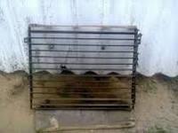 Жалюзи радиатора в сборе Лаз-695
