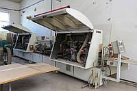 Софтформинг кромкооблицовочный станок бу IMA Compact/U/700/S02 (Германия) 2000г.