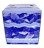 Платочки косметические Bella № 1 Extra Soft двухслойные - 80 шт.