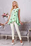 Блуза  туника женская  модная(42-48), доставка по Украине
