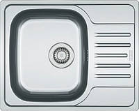 Кухонная мойка Franke PXL 611-60 (Комлект в коробке із Смесительем Narew 35 Plus) декор