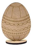 Яйцо 7 на подставке МДФ ROSA TALENT