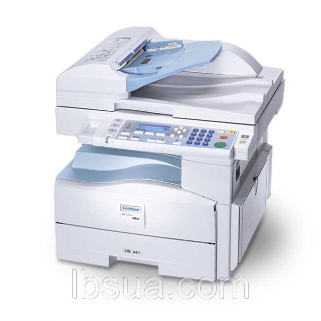 Gestetner MP171LN - монохромный копир, сетевой принтер, сканер, формата А4
