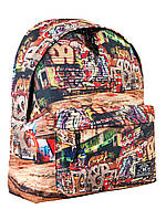 553959 Рюкзак підлітковий ST-15 Crazy 02, 31*41*14