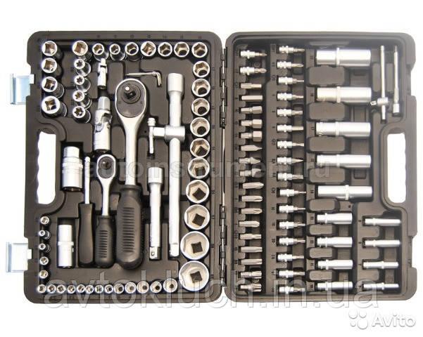 Набір інструментів 108 предметів (Технік)