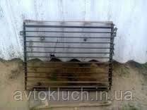 Жалюзі радіатора в зборі Газ-52