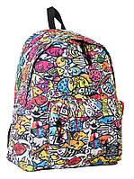553961 Рюкзак підлітковий ST-15 Crazy 03, 31*41*14