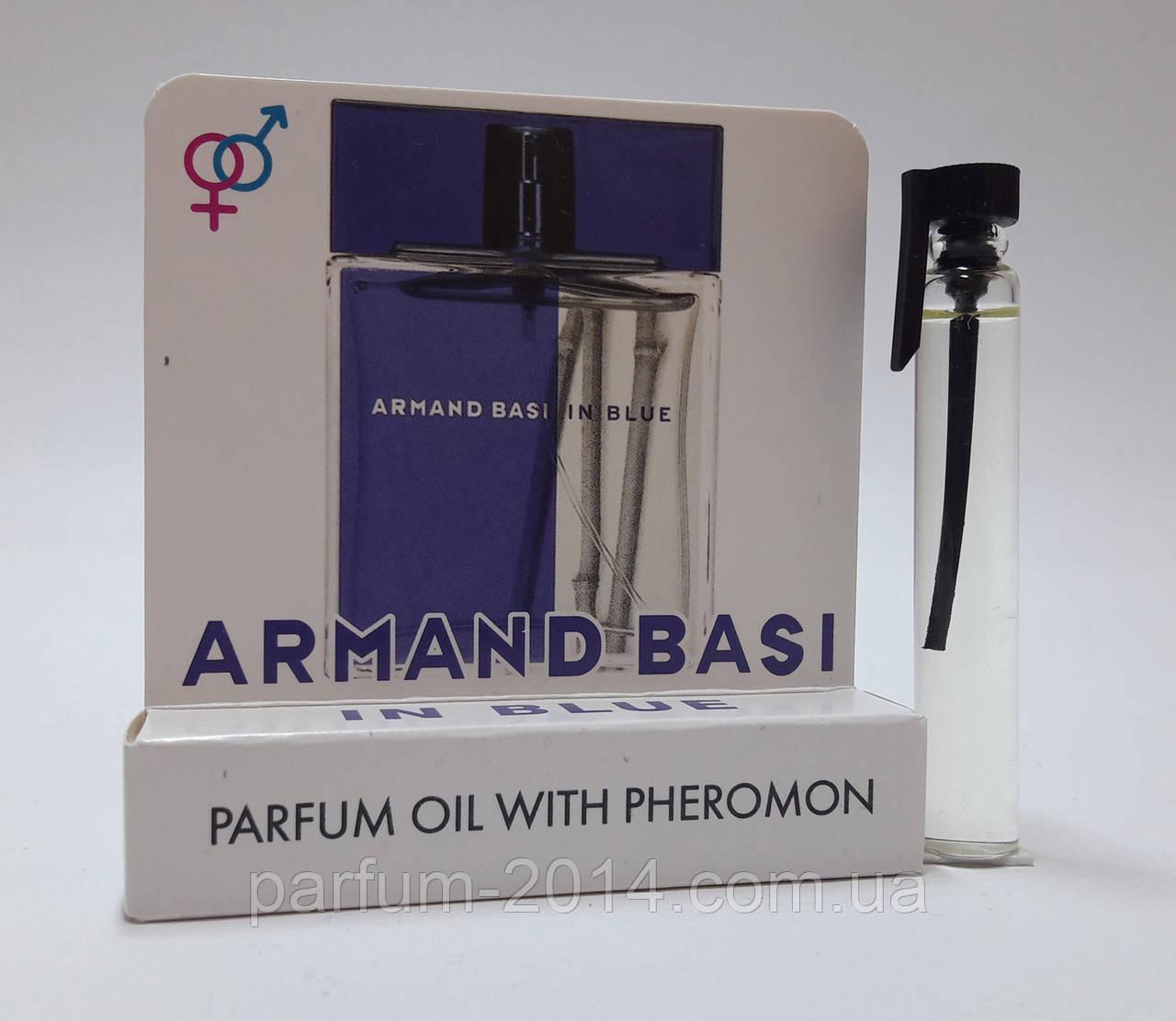 Масляные духи с феромонами Armand Basi in Blue 5 ml (реплика)