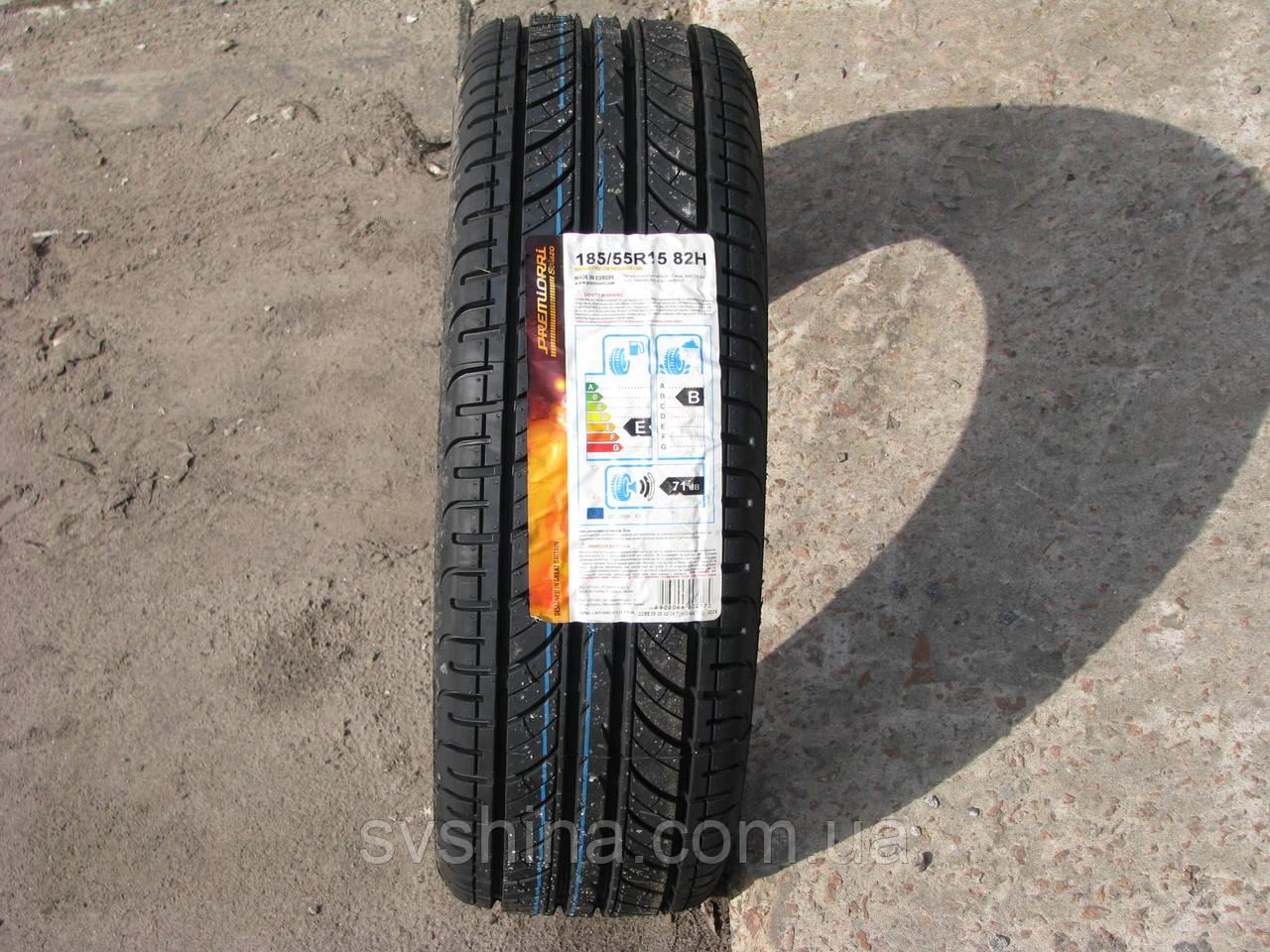 Шины 185/55R15 Premiorri Solazo, 82H