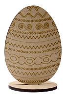 Заготовка яйцо 8 на подставке МДФ ROSA TALENT