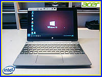 """Планшет ACER One 10 2-в-1 + док-станция Intel Atom 4 ядра/RAM 2GB/ROM 32GB/10.1"""", фото 1"""
