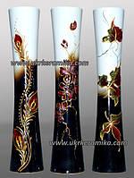 Славянские вазы Кубок и Беатриче - высокие вазы из керамики