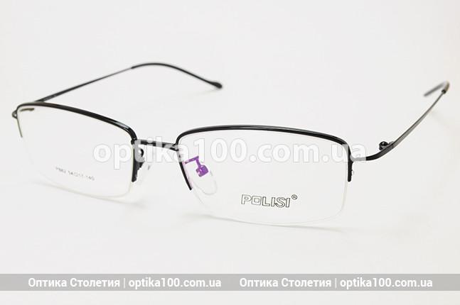 Тонкая легкая оправа для очков. На лицо больше среднего - Оптика 100летия в Киеве
