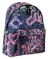 553969 Рюкзак підлітковий ST-15 Crazy 11, 31*41*14