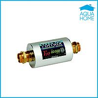 """Промышленный магнитный фильтр Aquamax MATRIX 1 1/2"""" мощностью 80 000 Gauss"""