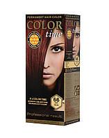 Гель-краска COLOR TIME №66 Рубиновая мечта
