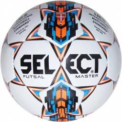 Мяч футзальный Select Futsal Master IMS белый, фото 2