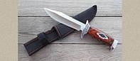 Нож для выживания Columbia К313 с фиксированным клинком
