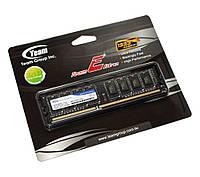 Оперативная память для компьютера 4Gb DDR3, 1333 MHz (PC3-10600), Team Elite, 9-9-9-24, 1.5V (TED3L4G1333C901)