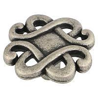 Ручка Bosetti Marella D 24108.01.045 античное серебро, фото 1