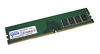 Оперативная память для компьютера 8Gb DDR4, 2133 MHz, Goodram, 15-15-15, 1.2V (GR2133D464L15S/8G)