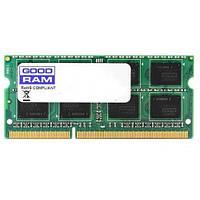 Память SO-DIMM 2Gb, DDR3, 1600 MHz (PC3-12800), Goodram, 1.5V (GR1600S364L11/2G)