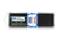 Память SO-DIMM 4Gb, DDR3, 1333 MHz (PC3-10680), Goodram, 1.5V (GR1333S364L9S/4G)