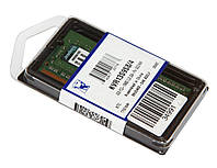 Память SO-DIMM 4Gb, DDR3, 1333 MHz (PC3-10680), Kingston, 1.5V (KVR13S9S8/4)
